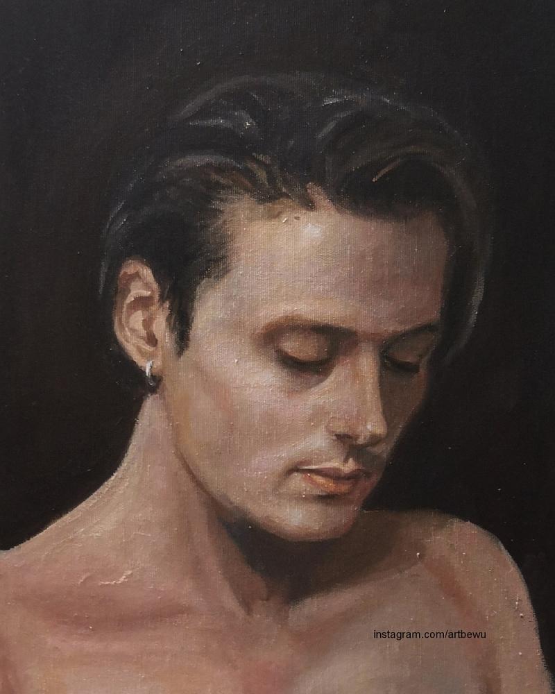 Brett Anderson by artbewu